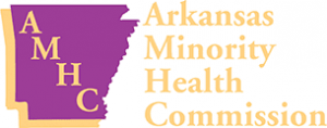 Arkansas Minority Health Commision Logo